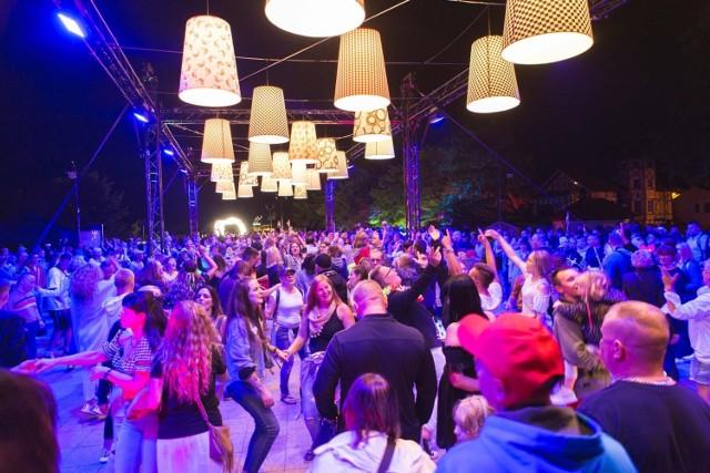 Drugi dzień Festiwalu Światła w Ustce.