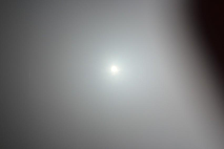 Na całym świecie obserwowali zaćmienie Słońca, nie inaczej było w Nowym Dworze Gdańskim
