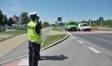 Trwa akcja policji na terenie całej Wielkopolski