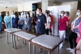 W szpitalu w Grudziądzu wykonano już ponad 20 tysięcy szczepień na COVID-19! Żadna dawka nie została zutylizowana