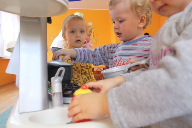 Władze Gdyni nie chcą budować kolejnych, dużych żłobków dla dzieci.