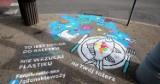 Gdańsk pokolorował swoje wypusty uliczne. Mają przypominać o problemie zanieczyszczenia deszczówki plastikowymi odpadami