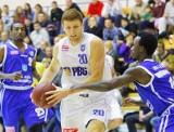 Koszykarze PBG Basket Poznań przegrali z Polpharmą Starogard Gdański
