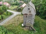 """Renowacja wiatraku w Drewnicy - ,,Pierwszy krok za nami!"""""""