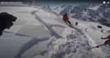 Tatry. Niebezpieczne lawiny w górach. Zobacz filmy prawdziwych lawin, które nagrali wędrowcy [WIDEO]