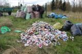 Uprzątnęli teren, a przy okazji pomogli dla Antosia