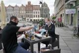 Niższe opłaty za ogródki gastronomiczne w Poznaniu! Tyle zapłacą restauratorzy