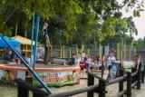 Uśmiechnięty Dzień w parku pełnym dinozaurów za nami. Tak bawiły się zaproszone przez nas dzieci