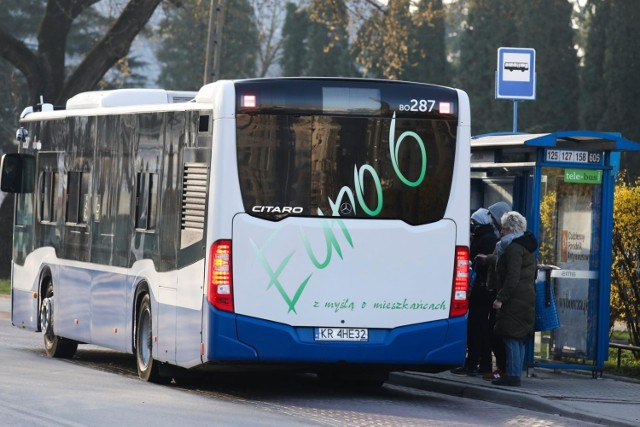 """W czerwcu autobusy rozpoczną kursy na nowej weekendowej linii nr 497. Co 20 minut mają jeździć na trasie """"Mały Płaszów P+R"""" – """"Bagry Tężnia""""."""