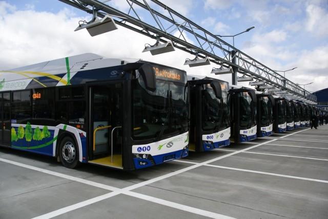 Krakowskie autobusy będą wozić mieszkańców do popularnych terenów rekreacyjnych na obrzeżach miasta, m.in. do puszczy Niepołomickiej