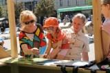 Ekomajówka z GOAP na placu Wolności [zdjęcia]
