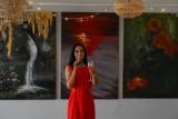 Alicja w krainie kolorów. Wystawa uczestniczki Big Brothera Alicji Walczak w Nowej Zatoce w Sopocie. Zobacz zdjęcia!