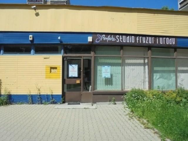 Lokal o powierzchni 51,57 mkw., na parterze budynku przy ul. Grochowskiej 22A
