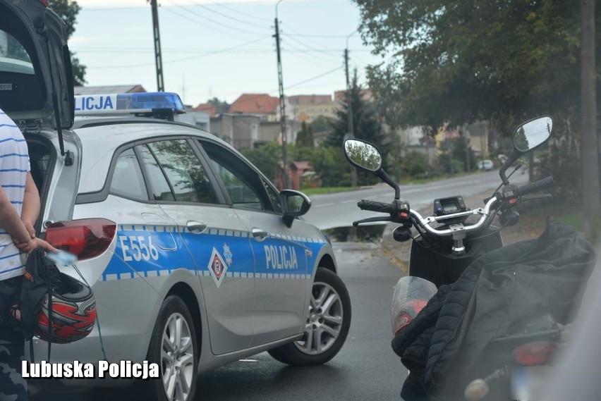Policjanci z Krosna Odrzańskiego i Gubina zatrzymali...