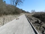 Rowerowe inwestycje w gminie Stegna. Trasa w kierunku Sztutowa ma być gotowa przed rozpoczęciem sezonu