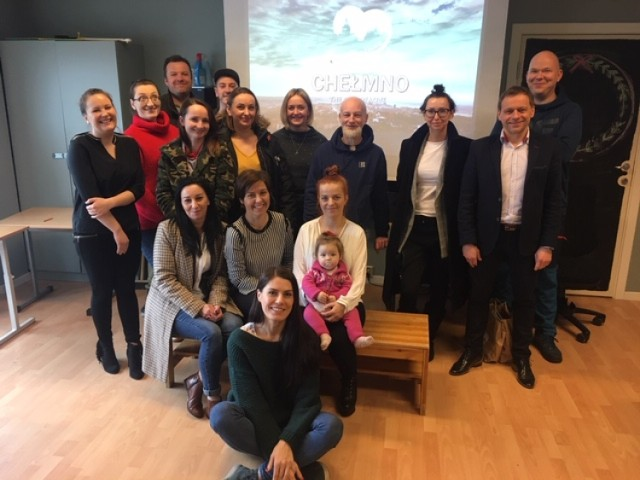 W Norwegii burmistrz Chełmna szukał partnerów do realizowania wspólnych projektów