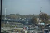 Centrum Przesiadkowe Brynów w Katowicach w budowie ZDJĘCIA Widać parking i budynek obsługi podróżnych