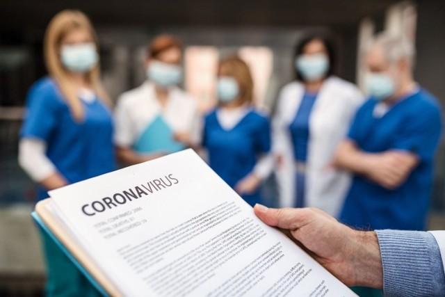 Koronawirus. Kolejny wzrost zakażeń w Łasku i powiecie łaskim (10.12.2020)