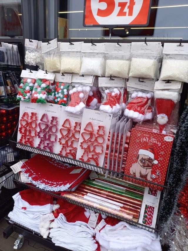 W Zduńskiej Woli czuć już klimat Bożego Narodzenia