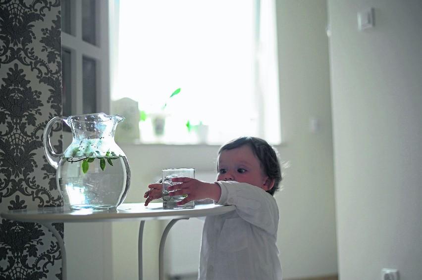 Woda nie tylko do mycia