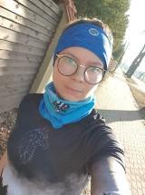 Biegająca kobieta została zgwałcona w Skokach. Jak bezpiecznie uprawiać sport? Radzi Danuta Strychalska-Rysz z Team Run Gołańcz