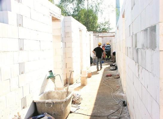 W budowanym bloku będzie 37 mieszkań socjalnych