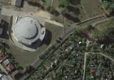 Zdjęcia Konina widzianego z kosmosu. Poznajecie te miejsca?
