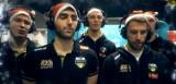 Siatkarze i koszykarze Trefla połączyli siły i zaśpiewali kolędę [wideo]