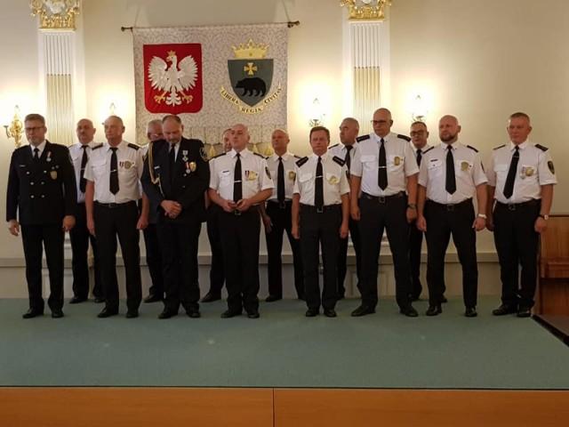 30 lat temu została powołana Straż Miejska w Przemyślu.