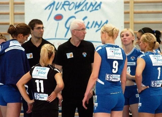 Drużyna siatkarek KS Piecobiogaz chce nawiązać do tradycji Dantera AZS AWF, który zdobył srebrny medal MP w 2003 r.