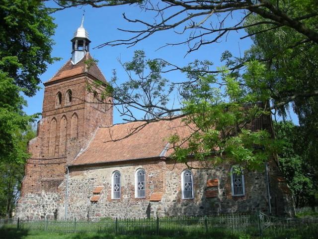 Kościół w Trumiejach