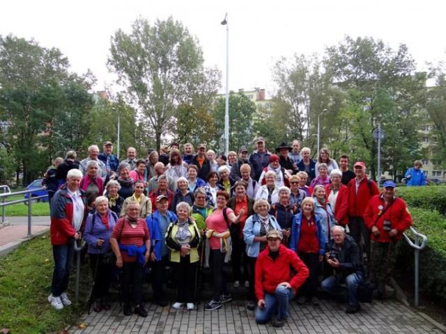 Wałbrzyski Marsz Seniora 2014