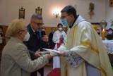 Srebrny jubileusz parafii świętych Franciszka i Klary w Tychach. Jubileuszowa msza. Zobaczcie zdjęcia