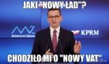 Nowy Ład czy nowy VAT - memy o podatkach Mateusza Morawieckiego. Będą nowe? PiS ogłasza 10 haseł programu rozwoju Polski