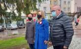 Święto 3 Maja uczcili także przedstawiciele samorządu Dzierzgonia