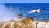 7. Brygada Obrony Wybrzeża na ostrym strzelaniu na poligonie pod Ustką [zdjęcia]