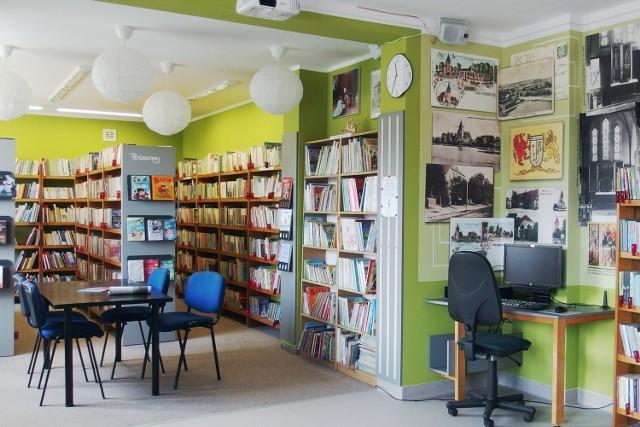 Biblioteka po modernizacji