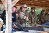 Dzień Spadochroniarza na Strzelnicy Zapady pod Skierniewicami [ZDJĘCIA], [FILM]
