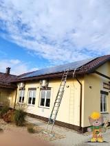 Świetlice w Sarnówce, Łąkcie i Załęczu są bardziej ekologiczne. Na ich dachach zainstalowano panele fotowoltaiczne [ZDJĘCIA]