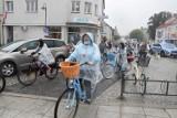 Wągrowczanie wsiedli na rowery. Przez miasto przejechała parada jednośladów