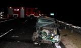 Poważny wypadek na S8. Aż siedem osób zostało rannych. Są utrudnienia