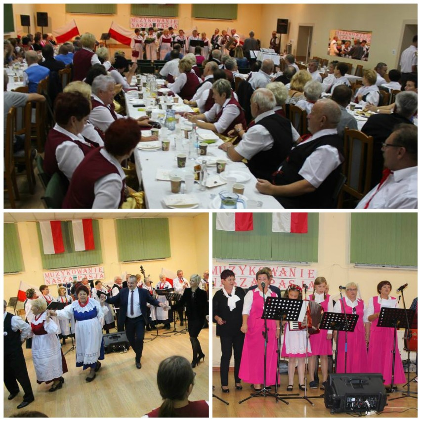 Festiwal pieśni ludowej, biesiadnej i patriotycznej w Kuklinowie