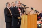 """Uroczysta sesja Rady Miejskiej w Pelplinie oraz konferencja popularnonaukowa """"Powrót Pelplina do Polski"""" ZDJĘCIA"""