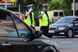 Policjanci z lubelskiej drogówki walczą o zwycięstwo. Jedną z konkurencji było kierowanie ruchem drogowym (ZDJĘCIA)