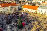 28. Finał WOŚP w Kielcach - zachwyca z lotu ptaka (ZDJĘCIA Z DRONA)