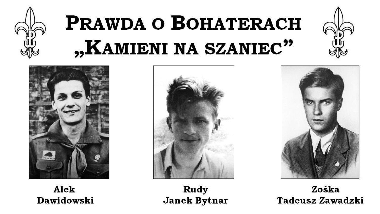 """0d82b70cfc3903 Jacy naprawdę byli bohaterowie """"Kamieni na szaniec""""? - NaszeMiasto.pl"""