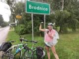 Składakiem przez Polskę. Karolina Kornaga z Jaworzna pokonała ponad 1000 km. W ten sposób chciała wspomóc dzieci z GCZD w Katowicach