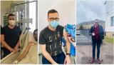 """Mateusz Rambacher z Wałbrzycha 42 dni walczył o życie z covidem. Teraz zaszczepił się i pisze książkę """"Jak dałem wirusowi w mordę"""""""