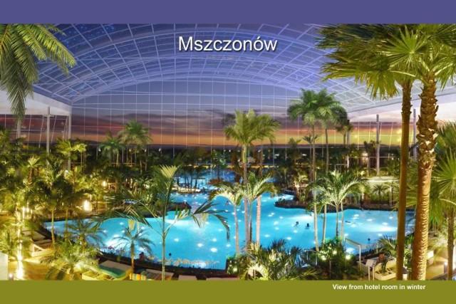 Park of Poland, Suntago. Gigantyczny aquapark i tropikalna wyspa już się budują! [ZDJĘCIA]