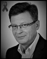 """Nie żyje wiceburmistrz Pragi Północ Dariusz Wolke. """"Nie tylko Praga, ale i cała Warszawa straciła swojego opiekuna"""""""